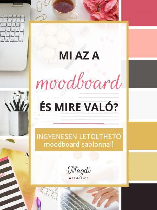 Mi az a moodboard és mire való?