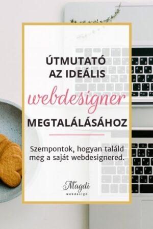 Útmutató az ideális webdesigner kiválasztásához
