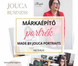 Márkaépítő portrék – made by JOUCA Portraits