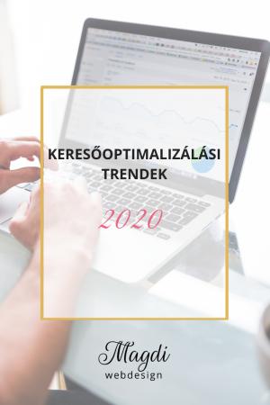 Keresőoptimalizálási (SEO) trendek 2020