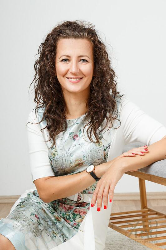 Szabó Virág portréja